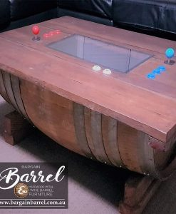 Bargain Barrel Wine Barrel Furniture Sales – Arcade Barrel Image 1
