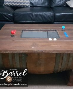 Bargain Barrel Wine Barrel Furniture Sales – Arcade Barrel Image 2