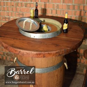 Bargain Barrel Wine Barrel Furniture Sales – Barrel Bar Esky Image 2