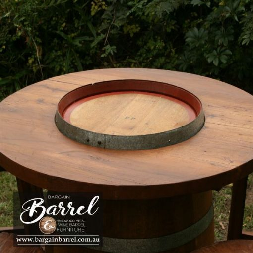 Bargain Barrel Wine Barrel Furniture Sales – Barrel Bar Image 5