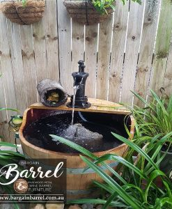 Bargain Barrel Wine Barrel Furniture Sales – Barrel Pond Image 2