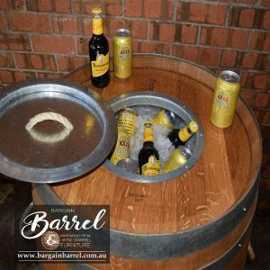 Bargain Barrel Wine Barrel Furniture Sales – Esky Barrel Image 1