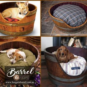 Bargain Barrel Wine Barrel Furniture Sales – K9 Quarter Image 1