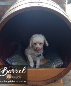 Bargain Barrel Wine Barrel Furniture Sales – Kennel Keg Image 1