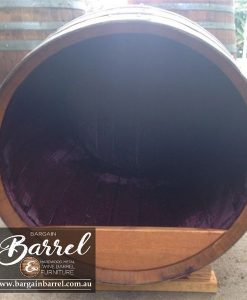 Bargain Barrel Wine Barrel Furniture Sales – Kennel Keg Image 3