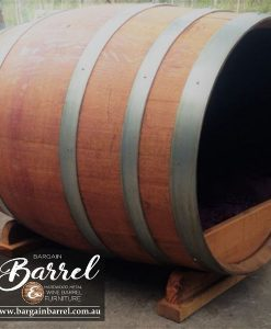 Bargain Barrel Wine Barrel Furniture Sales – Kennel Keg Image 4