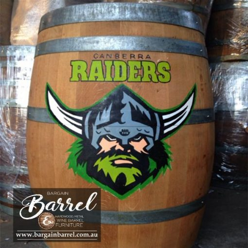 Bargain Barrel Wine Barrel Furniture Sales – Logo Barrel Image 3