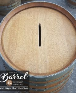 Bargain Barrel Wine Barrel Furniture Sales – Raffle Barrel Image 2
