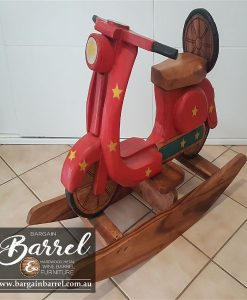Bargain Barrel Wine Barrel Furniture Sales – Rocking Bike Image 8