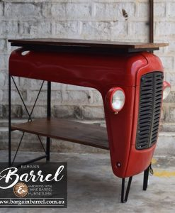 Bargain Barrel Wine Barrel Furniture Sales – Tractor Bar Shelve Only Image 1