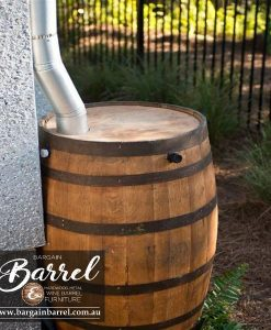 Bargain Barrel Wine Barrel Furniture Sales – Wine Barrel Water Tank Image 2