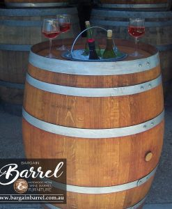 Bargain Barrel Wine Barrel Furniture Sales – Chiller Barrel Image 2