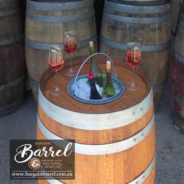 Bargain Barrel Wine Barrel Furniture Sales – Chiller Barrel Image 4