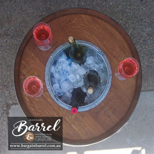 Bargain Barrel Wine Barrel Furniture Sales – Chiller Barrel Image 5
