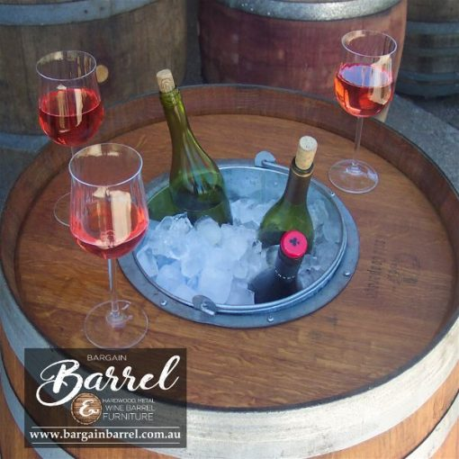 Bargain Barrel Wine Barrel Furniture Sales – Chiller Barrel Image 6