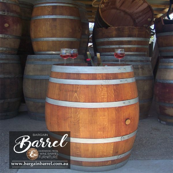 Bargain Barrel Wine Barrel Furniture Sales – Chiller Barrel Image 7