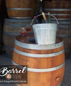 Bargain Barrel Wine Barrel Furniture Sales – Chiller Barrel Image 8