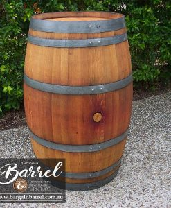 Bargain Barrel Wine Barrel Furniture Sales – Clean and Coated Image 2