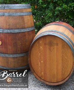 Bargain Barrel Wine Barrel Furniture Sales – Clean and Coated Image 3