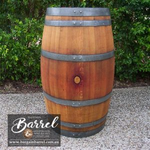 Bargain Barrel Wine Barrel Furniture Sales – Clean and Coated Image 4