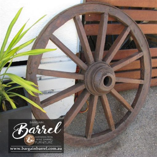 Bargain Barrel Wine Barrel Furniture Sales – Wagon Wheel Image 4