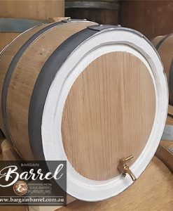 Bargain Barrel Wine Barrel Furniture Sales – 25L Oak Barrel Image 2