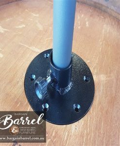 Bargain Barrel Wine Barrel Furniture Sales – Barrel Bar Umbrella Logo Image 2