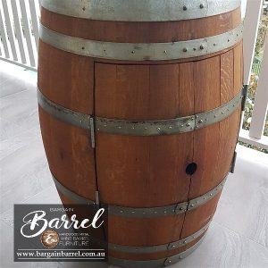 Bargain Barrel Wine Barrel Furniture Sales – Barrel Cabinet Image 2
