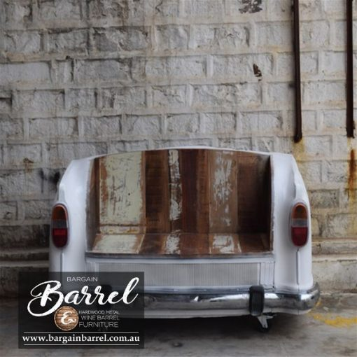 Bargain Barrel Wine Barrel Furniture Sales – Car Bench Seat Image 4