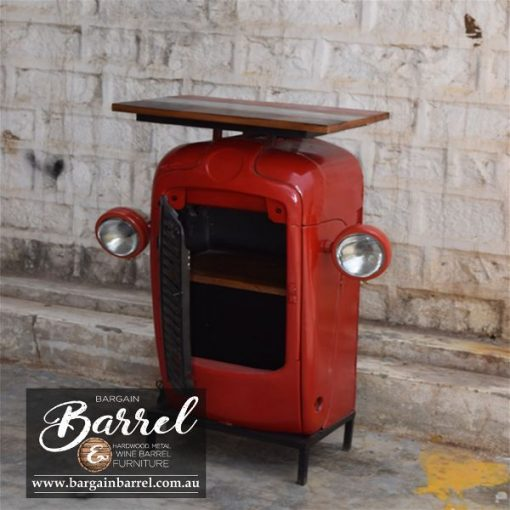 Bargain Barrel Wine Barrel Furniture Sales – Tractor Cabinet Image 3