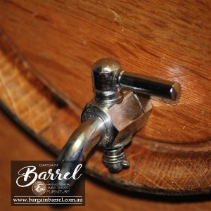 Bargain Barrel Wine Barrel Furniture Sales – Chrome Taps Image 2