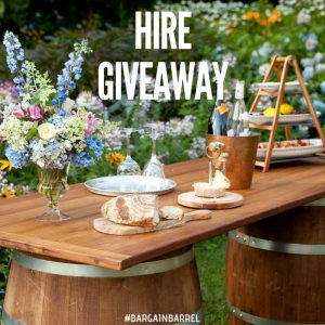Hire Giveaway